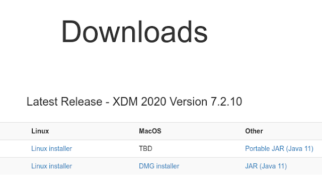 Download XDM