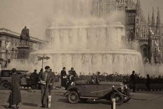 fontana piazza duomo milano