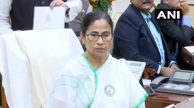 पश्चिम बंगाल सरकार ने वित्त वर्ष 21 के लिए 2,55,677 करोड़ रुपये के बजट की घोषणा की
