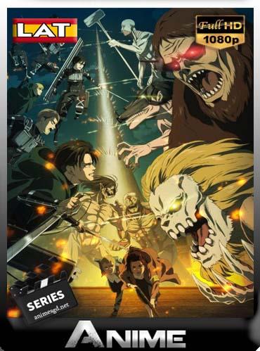 Attack on Titan Temporada 4 [4/16] BDRIP Latino [x265] HEVC HD [1080P] [GoogleDrive] DizonHD
