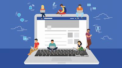 Social media marketing strategi