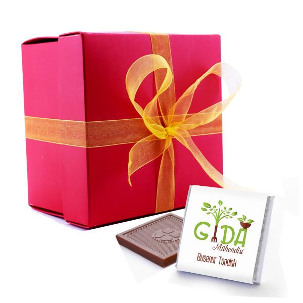 mühendise özel çikolatalar