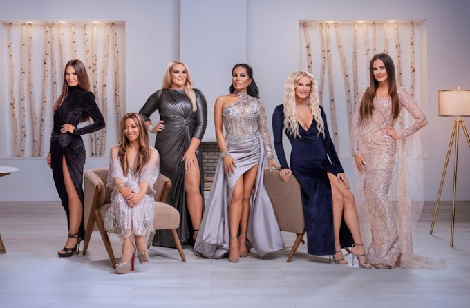 The Real Housewives Of Salt Lake City Season 1 Official Cast Portraits!