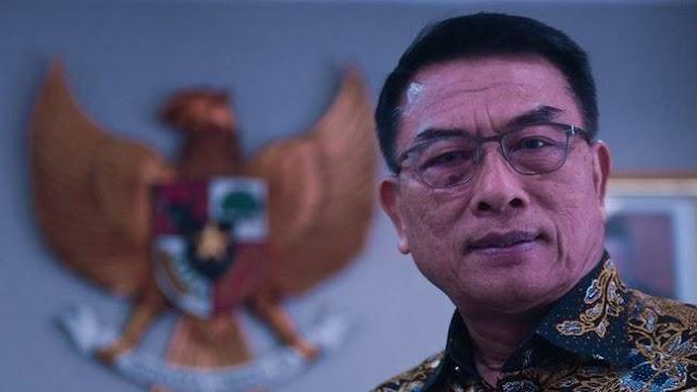 Reshuffle Kabinet Mencuat, Moeldoko: Hanya Presiden Yang Tahu