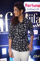 Ritika Singh in Black Printed Shirt and White Leggings at IIFA Utsavam Awards press meet 27th March 2017 21.JPG