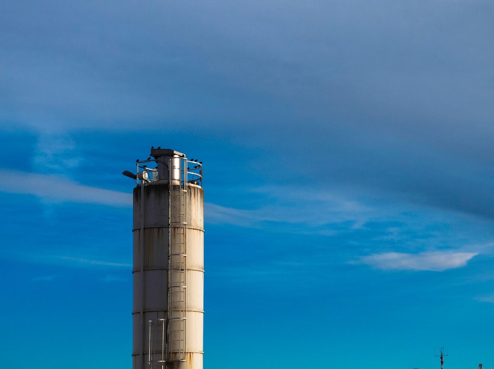 Torre en el cielo de Castilla y Leon, 2015