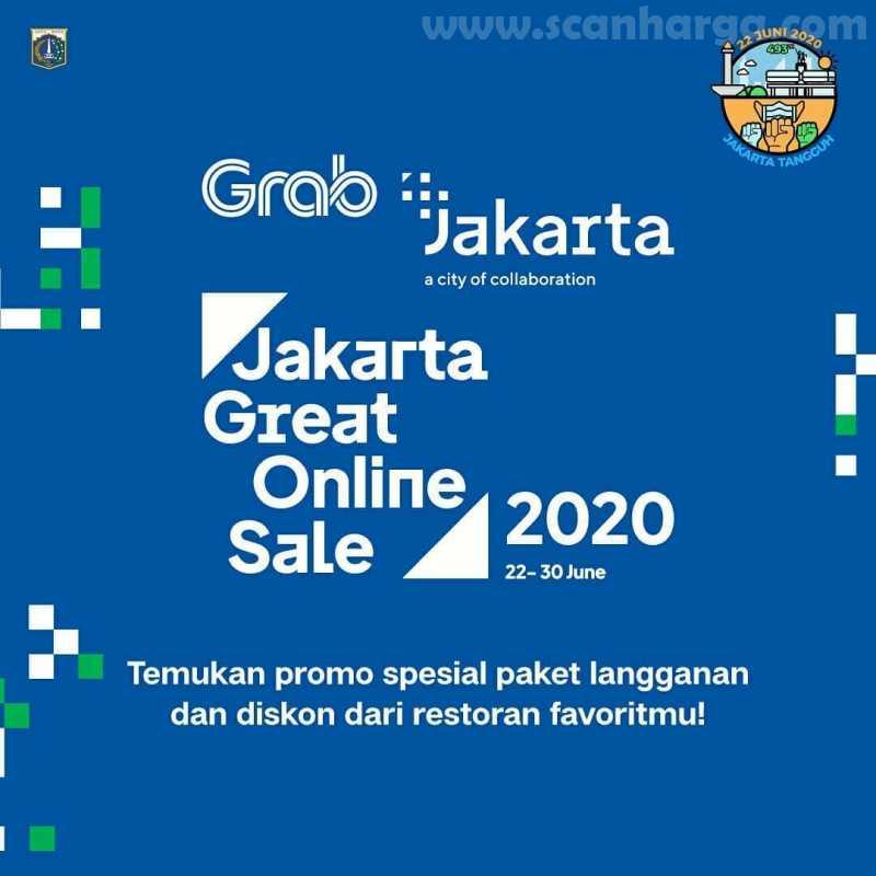 Grabfood Promo Jakarta Great Online Sale 2020 Hut Jakarta 943