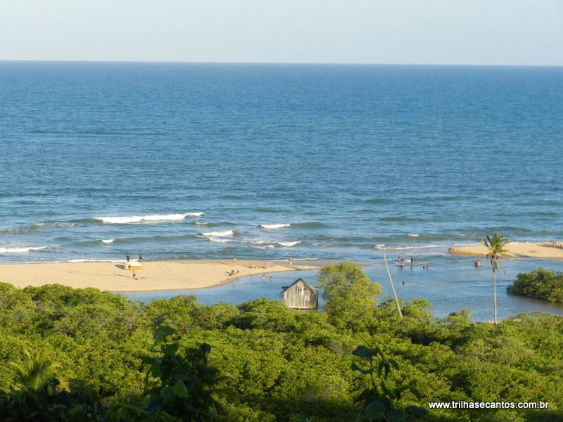 Praia dos Nativos Trancoso Bahia