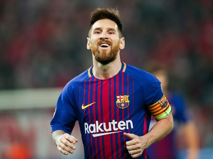 Месси уходит из Барселоны