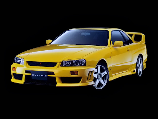 Nissan Skyline GT Turbo Coupe