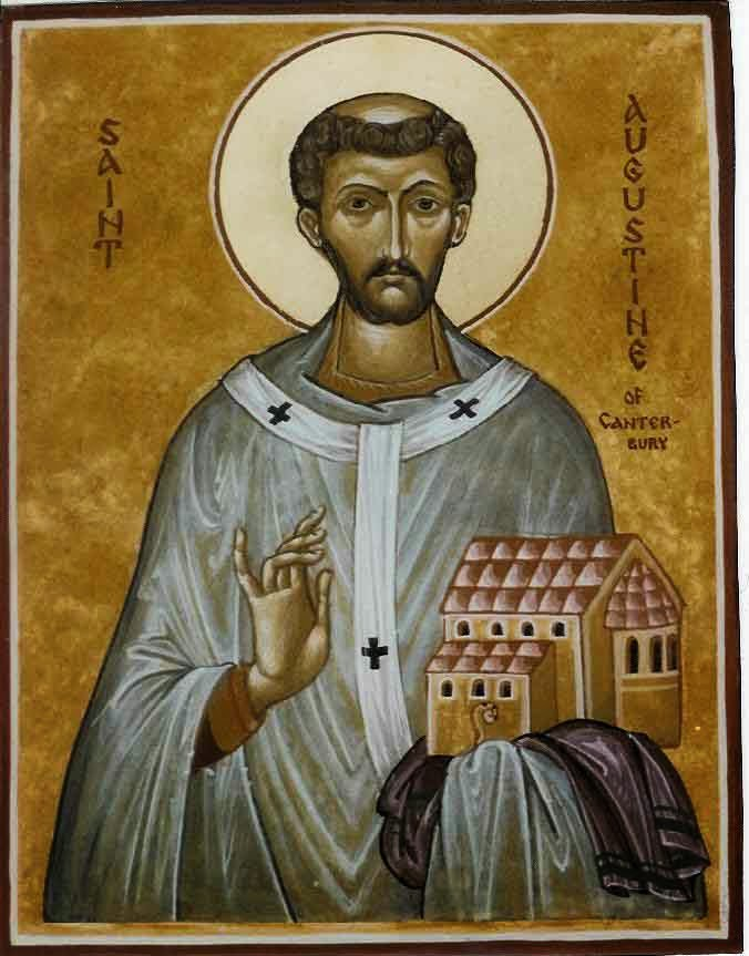 St. Augustine of Canterbury, Evangelizer of England