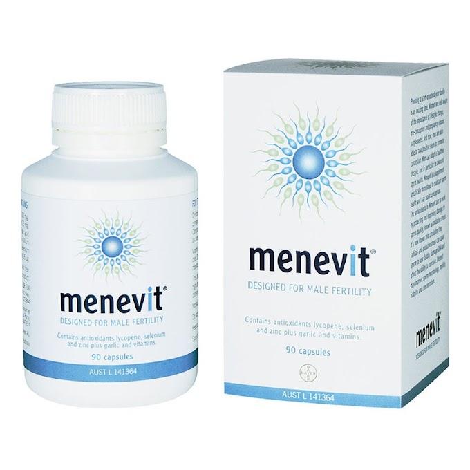 Menevit – Vitamin Tăng Cường Sinh Lý