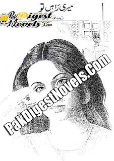 Meri Raahain Tu Afsana By Zainab Noor