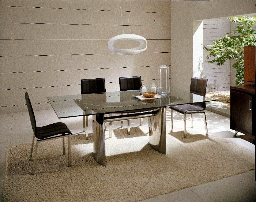Dining Room Settings Unique Dining Room With Perfect Chairs Also Modern Dining Table On