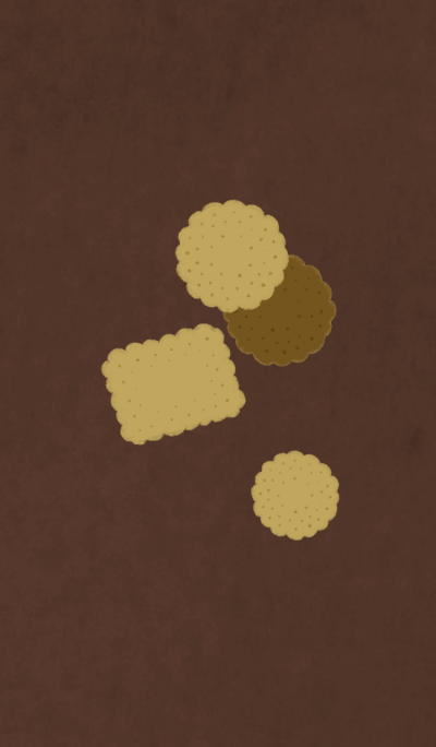 Simple biscuit
