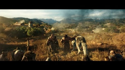 Warcraft (Movie) - Sneak Peek Teaser- Song / Music