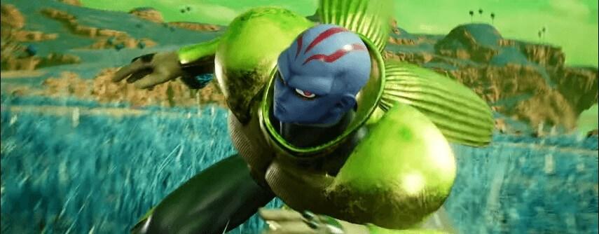 Jump Force Kane DLC Trailer