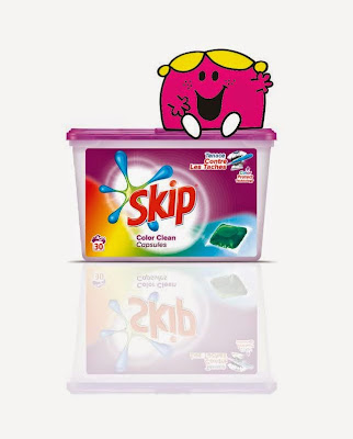 Skip® Color Clean et Madame Proprette