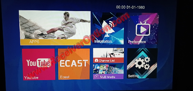 STAR LIVE X1 PLUS 1506TV 512 4M NEW SOFTWARE WITH XIPTV & DIRECT BISS KEY ADD OPTION