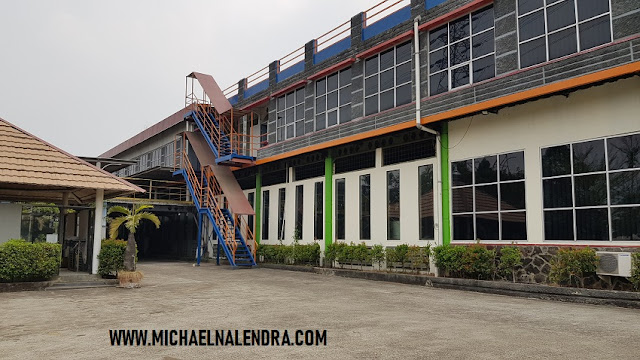 Pabrik Di kawasan industri Tangerang