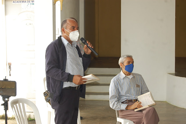 Realizan acto en homenaje a Daniel Martich en Cambita Garabito