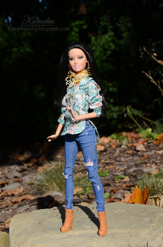 Jeans for Barbie Fashionistas and Made to Move