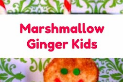 Marshmallow Ginger Kids