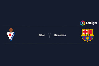 Match Preview Eibar v Barcelona La Liga