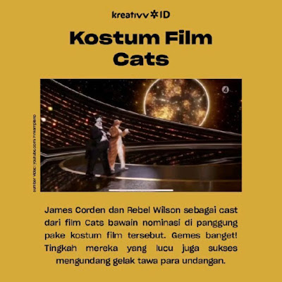 Kostum Film Cats