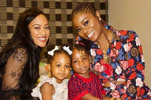 Davido's Babymamas Get Into Cat Fight Over Who Has A Better Body
