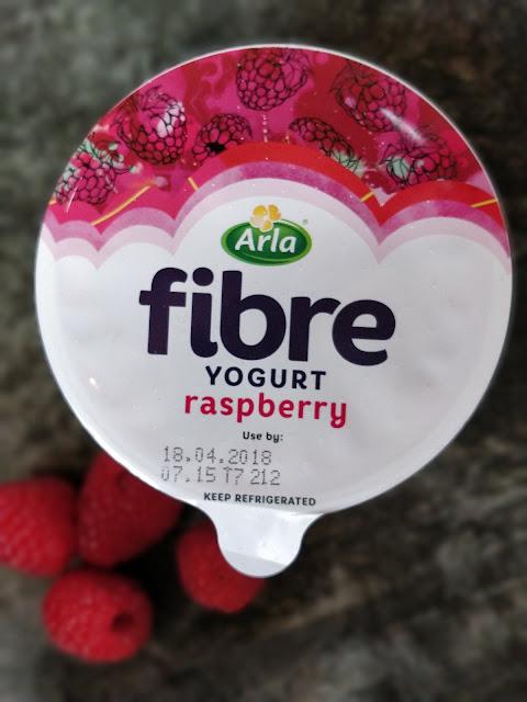 Arla Fibre Yoghurt