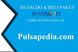 Paket Nonton Bola K Vision [Liga Itali, Liga Champions, Liga Spanyol]