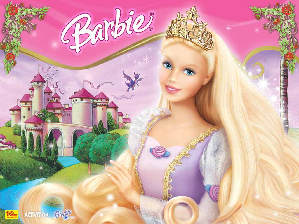 Barbie Wallpaper Hd: Barbie Cake HD Wallpapers