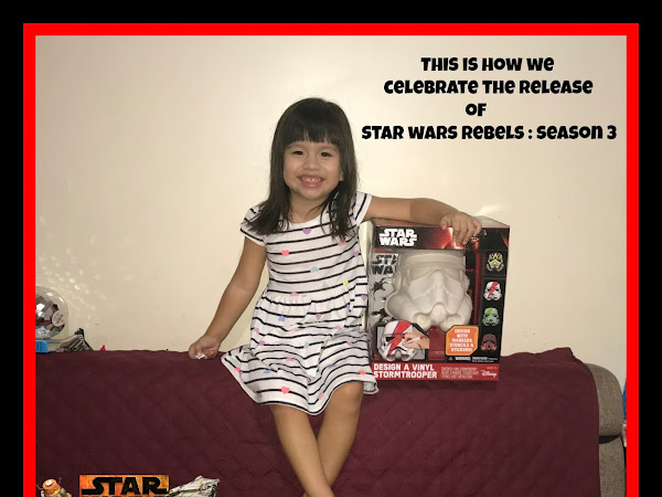 This Is How We Celebrate The Release Of Star Wars Rebels Season 3