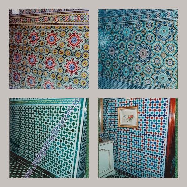 zellige. Black Bedroom Furniture Sets. Home Design Ideas