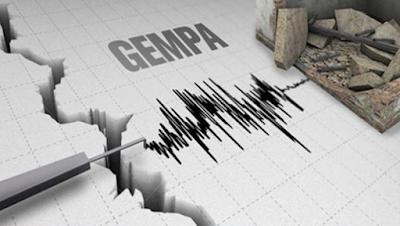 gempa bumi hari ini guncang sumba timur