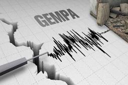 Info Terkini, 4 Kali Gempa Bumi Guncang Sumba Timur, Ini Pusat Gempa dan Magnitudonya