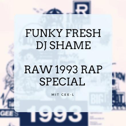 Raw 1993 Rap Special Mixtape   Funky Fresh x DJ Shame x Cee-L
