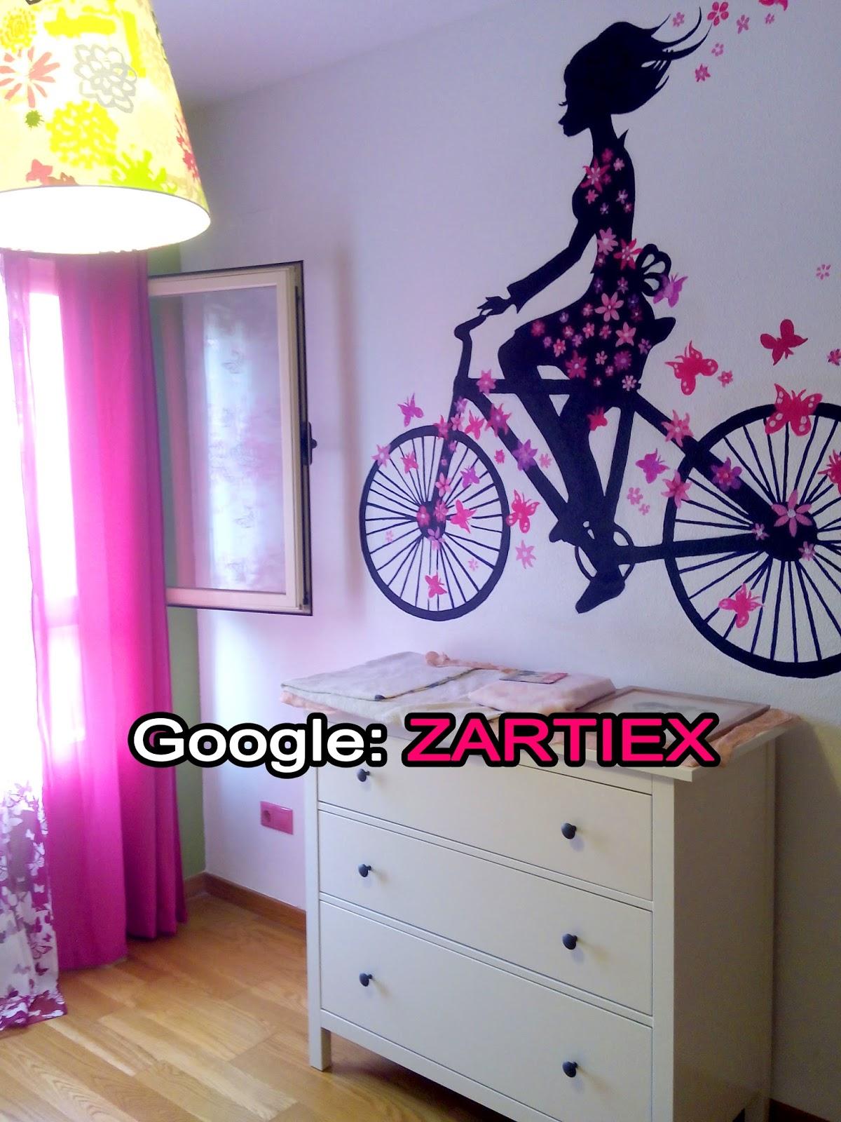 Decorar y pintar mi cuarto o mi habitacion con murales de for Como puedo decorar mi cuarto