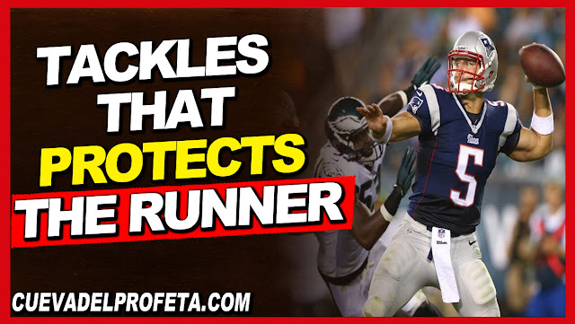 Tackles that protects the runner - William Marrion Branham