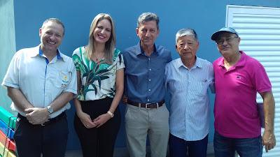Presidente da Federação das APAES  de SP se reúne com APAES do Vale em Registro-SP