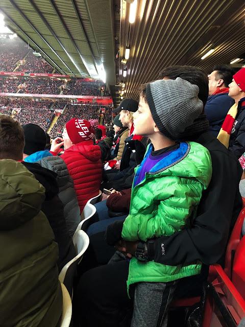 estádio Anfield