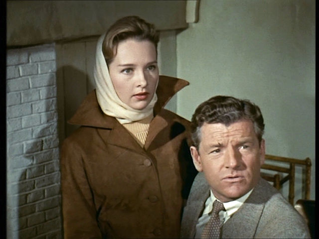 Taina Elg and Kenneth More