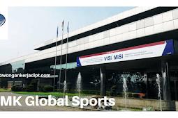 Lowongan Kerja PT KMK Global Sports Tangerang