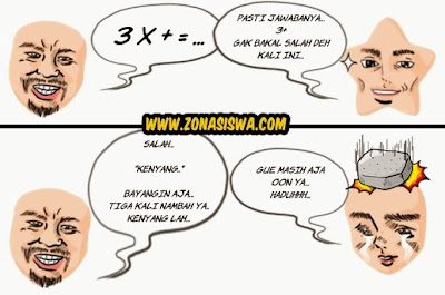 TTebak-Tebakan Lucu, Tebakan Lucu, Teka Teki Lucu. | www.zonasiswa.com