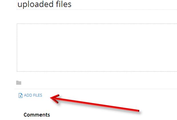upload files to site.google.com