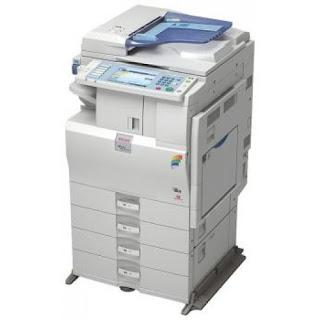 Complete Driver Printer Ricoh Aficio Mp C2051 Driver
