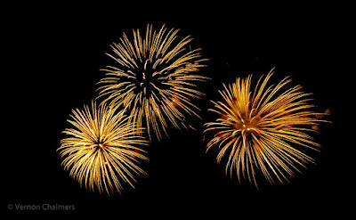Tips / Settings for New Year's Eve Fireworks Photography