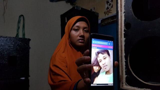 Bupati Purwakarta Santuni Keluarga Alm Zoya Korban Pembakaran Seumur Hidup