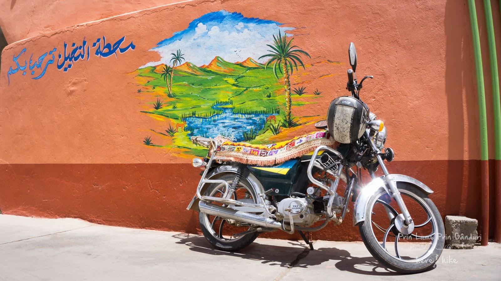 Intalnirea omului marocan)